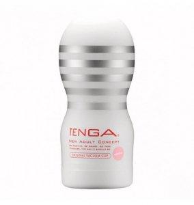 Masturbator Tenga Original Vacuum Cup Gentle - kubek próżniowy - masturbator oralny