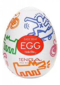 Tenga Egg  Keith Haring Street - Mastrubator jajko