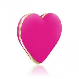 Rianne S Heart Vibe - Masażer łechtaczki (francuska róża)