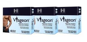 Zestaw Viageon 3x4kapsułki