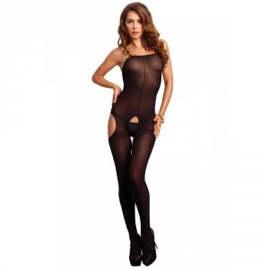 Leg Avenue Bodystocking pończochy nylon