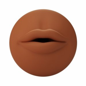 Autoblow A.I Silicone Anus Sleeve Brown - Wymienny rękaw do Autoblow A.I. Machine