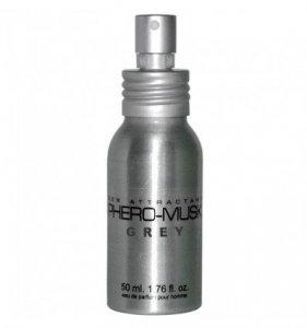 Phero-Musk Grey 50 ml – perfumy z feromonami - męskie