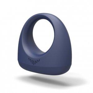 Magic Motion Dante - pierścień wibrujący z aplikacją (granatowy)