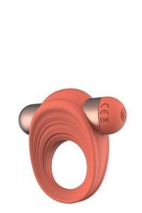 Dream Toys Charismatic Clea - wibrujący pierścień erekcyjny