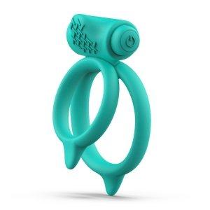 B Swish bcharmed Basic Plus Dual - pierścień wibrujący (turkusowy)
