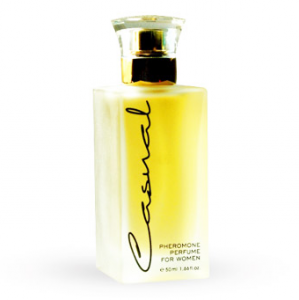 Casual Yellow 50ml - feromony damskie