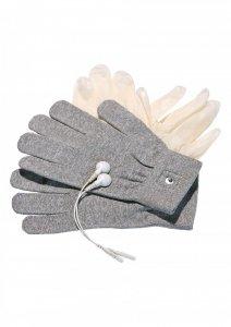 Mystim Magic Gloves - rękawiczki do elektrostymulacji przewodzące prąd