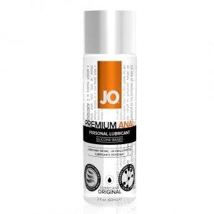 System JO Premium Anal Silicone Lubricant 60 ml - lubrykant analny na bazie silikonu