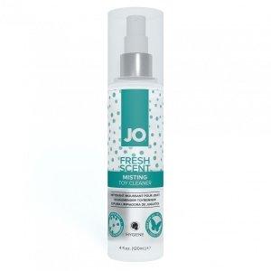System JO Misting Toy Cleaner Fresh Scent Free Hygiene 120 ml - środek do czyszczenia akcesoriów