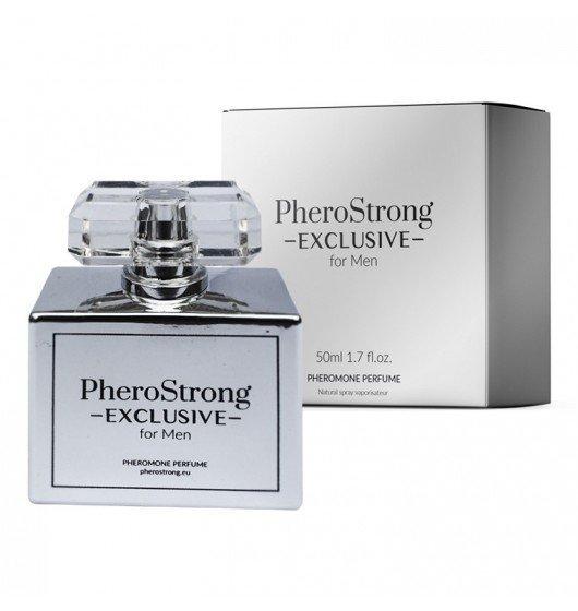 Medica Group PheroStrong Exclusive for Men 50ml perfumy z feromonami - męskie