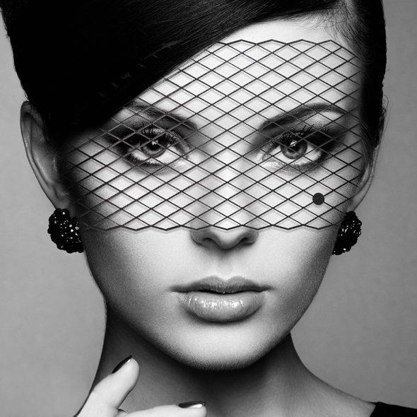 Bijoux Indiscrets - sex maska Louise