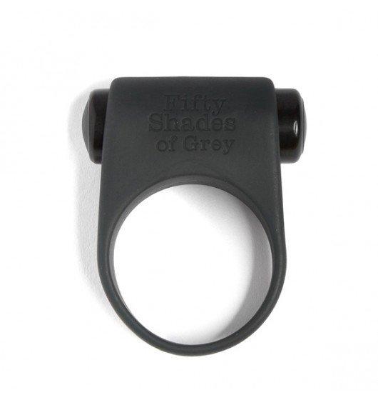 Fifty Shades of Grey Feel it, baby! - erekcyjny pierścień wibrujący