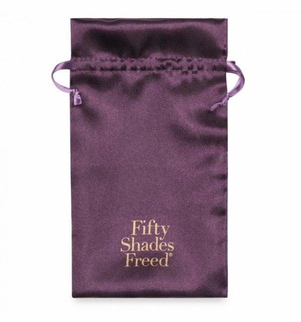 Fifty Shades Freed I've Got You - jajko wibrujące (fioletowy)