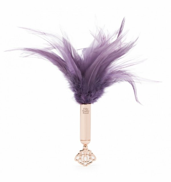 Fifty Shades Freed - Cherished Collection Feather Tickler