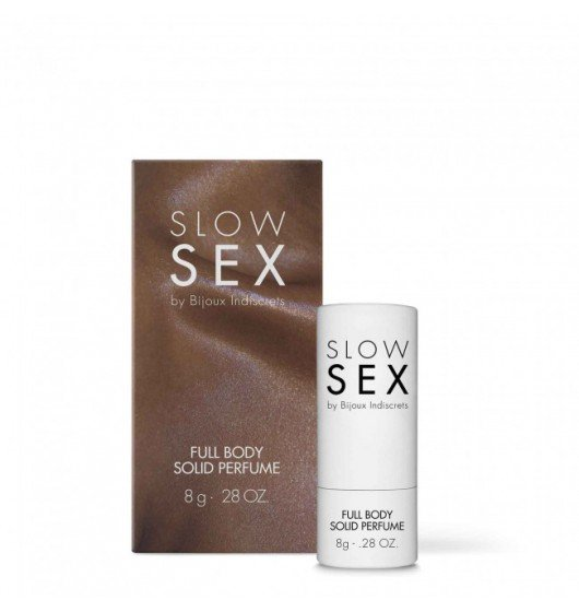 Bijoux Indiscrets Slow Sex Full Body Solid Perfume - perfumy damskie