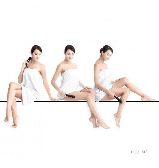 Różdżka masująca LELO - Smart Wand Medium, czarny