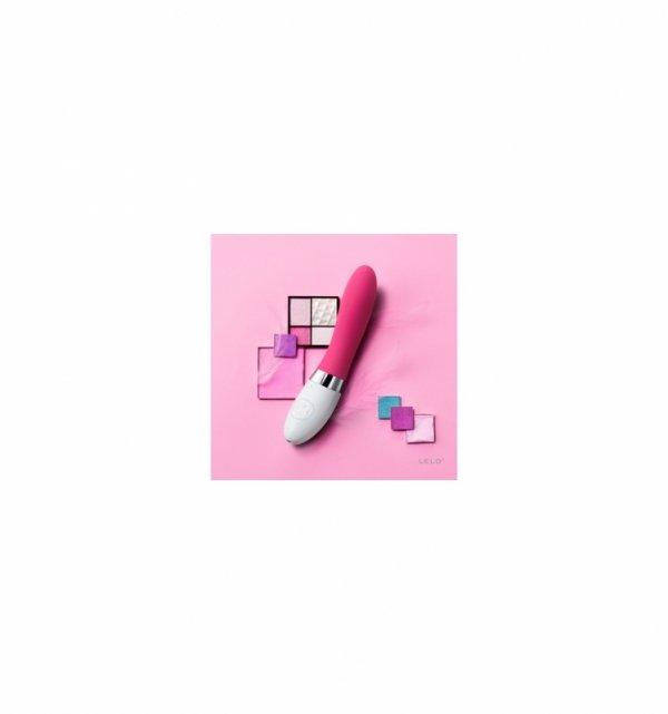 Wibrator LELO - Liv 2, czereśniowy