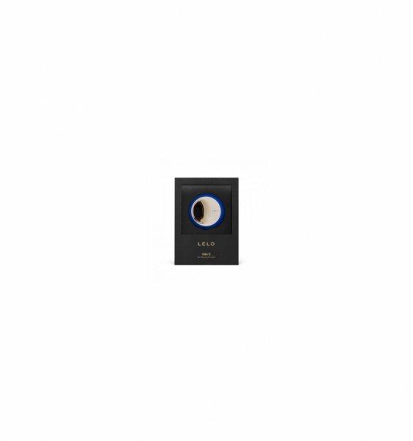 LELO Ora 2 - Wibrator Ekskluzywny (ciemny niebieski)