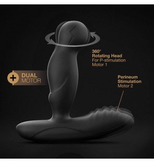 Marc Dorcel P-Swing - Masażer prostaty (czarny)
