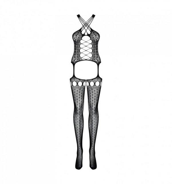 Obsessive Bodystocking G313 czarne S/M/L