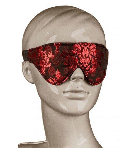 Scandal Blackout Eyemask - opaska na oczy (czerwona)