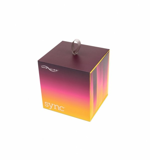 We-Vibe - Sync, fioletowy