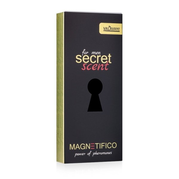 MAGNETIFICO Secret Scent perfumy z feromonami 20ml - męskie