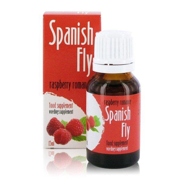Spanish Fly Raspberry 15 Ml