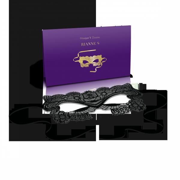 Rianne S - sex maska Zouzou