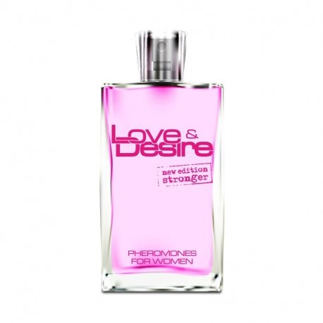 Love & Desire 50ml perfumy z feromonami - damskie