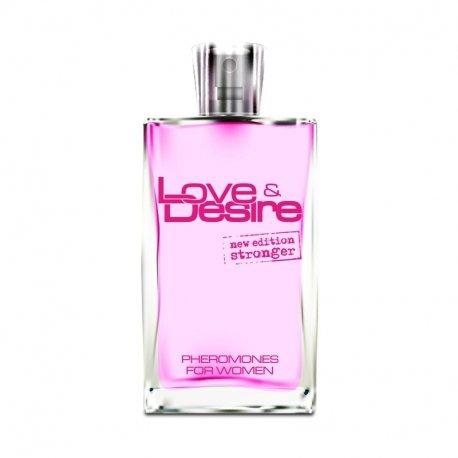 Love & Desire 50ml perfumy z feromonami - damskie