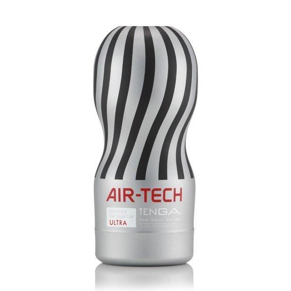Masturbator Tenga Air-Tech Ultra - kubek próżniowy wielokrotnego użytku - masturbator oralny