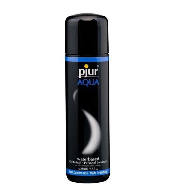 pjur Aqua 250 ml - lubrykant na bazie wody
