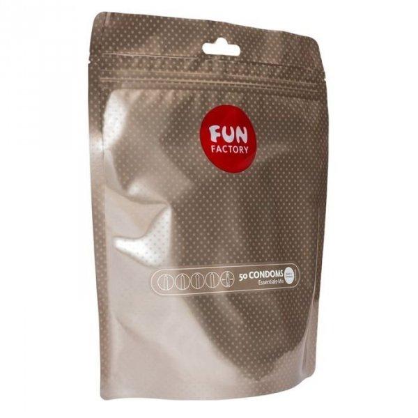 Prezerwatywy Fun Factory Essential Mix 50 szt
