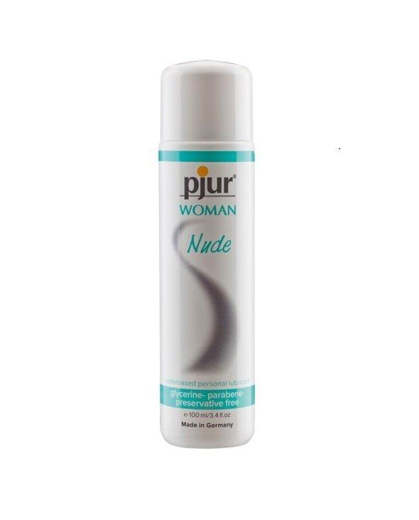 pjur Woman Nude 100 ml - lubrykant na bazie wody