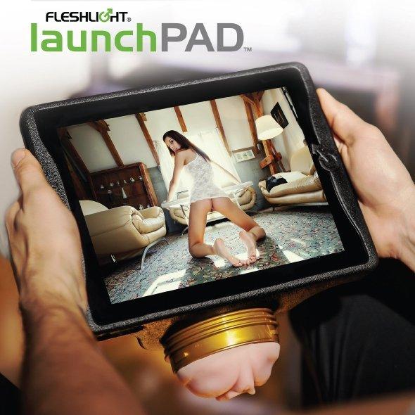 Uchwyt na tablet Fleshlight LaunchPAD