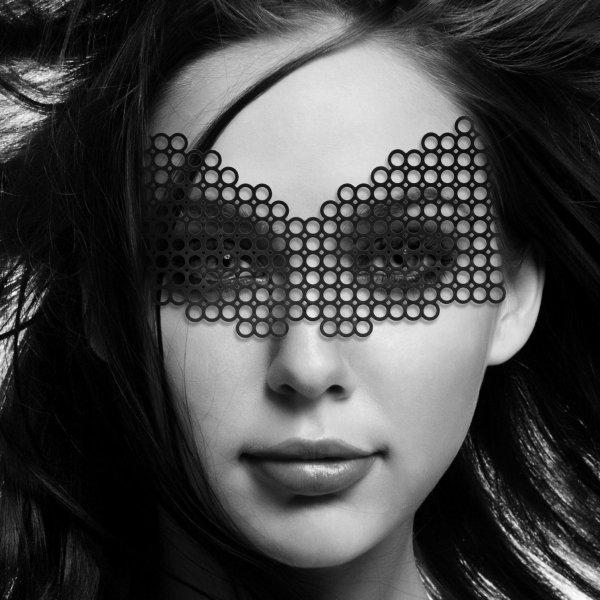 Bijoux Indiscrets - sex maska Erika