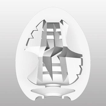 Masturbator Tenga Hard Boiled Egg Thunder - masturbator jajko