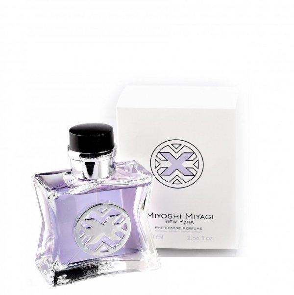 Miyoshi Miyagi Next ''X'' for women 80 ml perfumy z feromonami - damskie