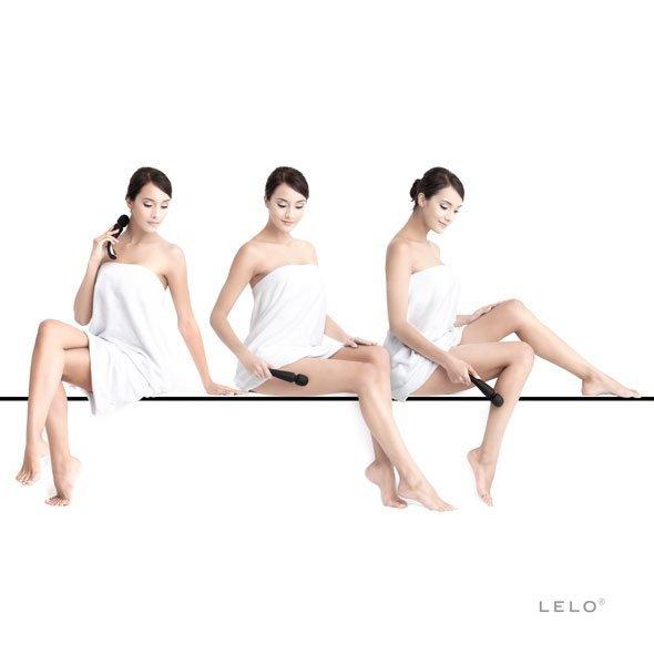 LELO Smart Wand Medium - Masażer do ciała (czarny)
