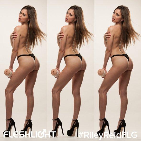 Masturbator Fleshlight Girls Riley Reid Utopia - masturbator pochwa