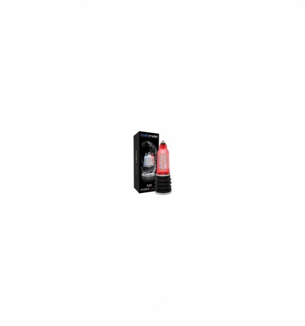 Korek analny Pompka do powiększania  penisa Bathmate - Hydromax X20 (czerwona)