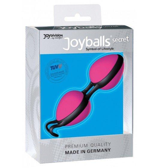 Kulki gejszy Joyballs Secret (róż/czerń)