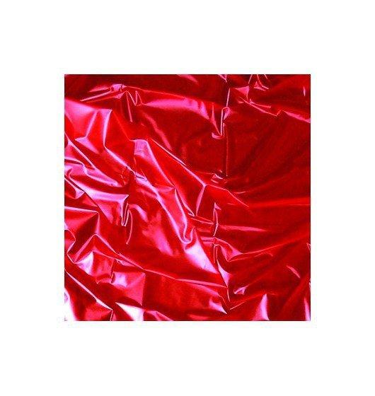Prześcieradło winylowe SexMAX WetGAMES Sex-Laken 180 x 220 (red)