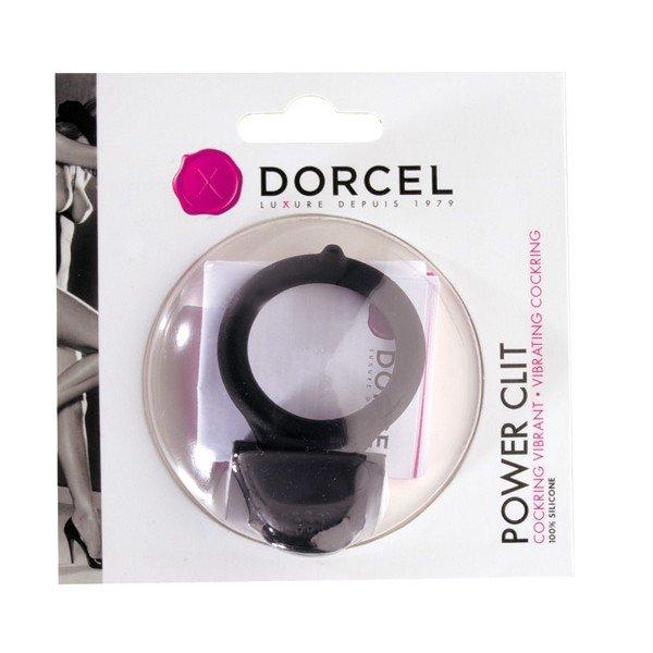 Pierścień wibracyjny Marc Dorcel - Power Clit