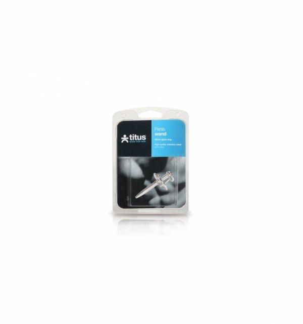 Sonda do cewki moczowej Titus Range: Penis Wand 25mm