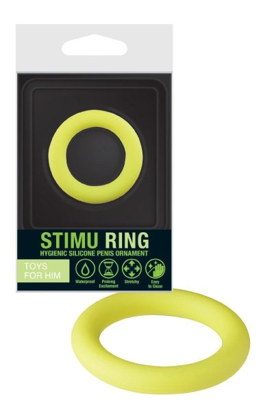 Stimu Ring Green 37mm
