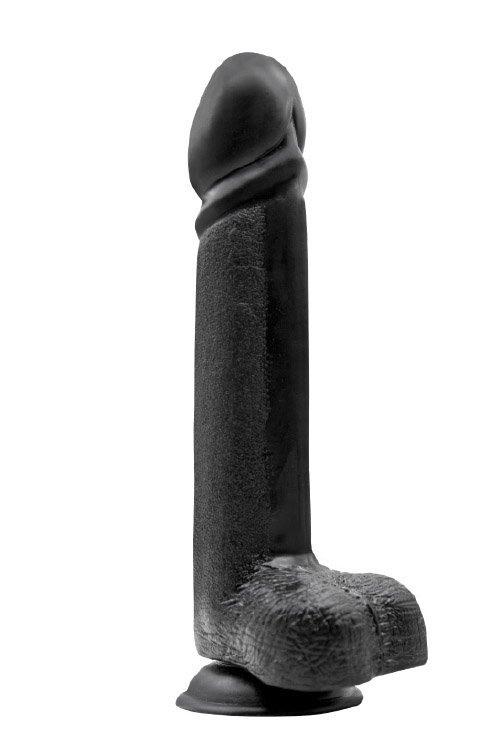 Menzstuff Black Knight 10inch Butt Plug