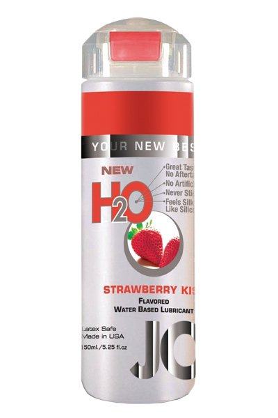 JO H2O Lubricant Strawberry Kiss 150ml